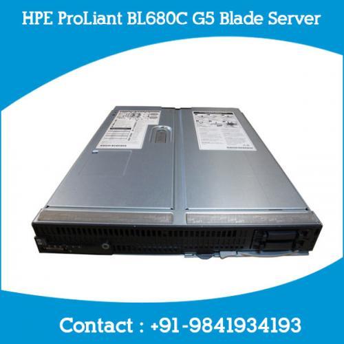 HPE ProLiant BL680C G5 Blade Server dealers price chennai, hyderabad, telangana, tamilnadu, india
