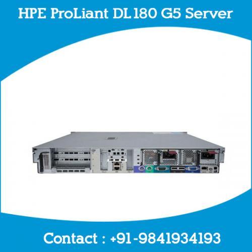 HPE ProLiant DL180 G5 Server dealers price chennai, hyderabad, telangana, tamilnadu, india