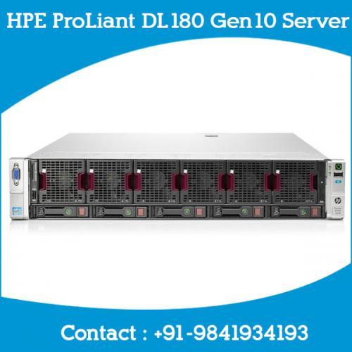 HPE ProLiant DL180 Gen10 Server dealers price chennai, hyderabad, telangana, tamilnadu, india