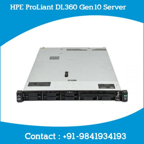 HPE ProLiant DL360 Gen10 Server chennai, hyderabad, telangana, andhra, tamilnadu, india