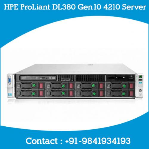 HPE ProLiant DL380 Gen10 4210 Server dealers price chennai, hyderabad, telangana, tamilnadu, india
