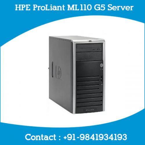 HPE ProLiant ML110 G5 Server chennai, hyderabad, telangana, tamilnadu, india