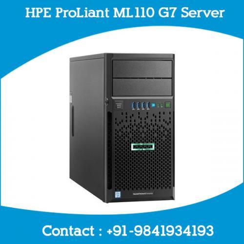 HPE ProLiant ML110 G7 Server chennai, hyderabad, telangana, tamilnadu, india