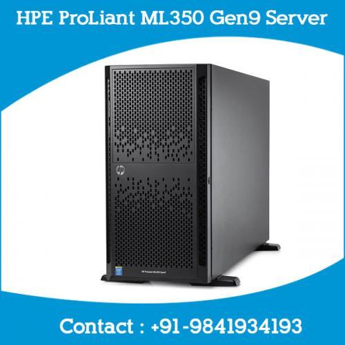 HPE ProLiant ML350 Gen9 Server chennai, hyderabad, telangana, tamilnadu, india