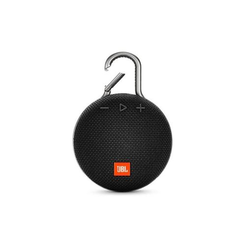 JBL Clip 3 Black Portable Bluetooth Speaker chennai, hyderabad, telangana, tamilnadu, india