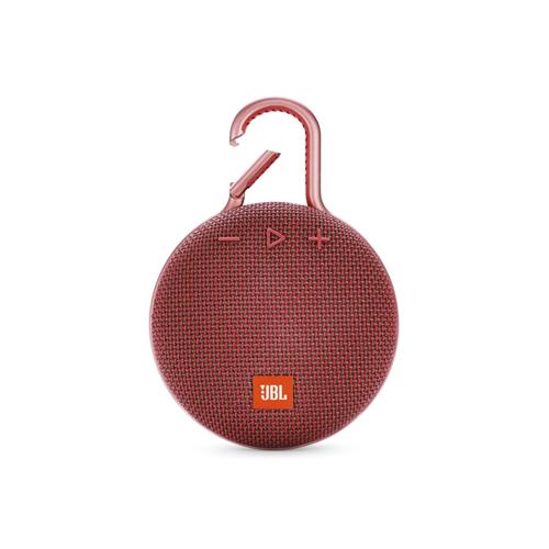JBL Clip 3 Red Portable Bluetooth Speaker chennai, hyderabad, telangana, tamilnadu, india