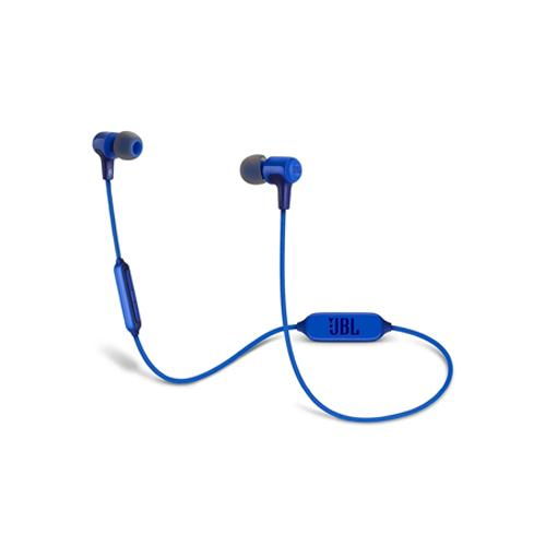 JBL E15 Wired In Blue Ear Headphones chennai, hyderabad, telangana, tamilnadu, india