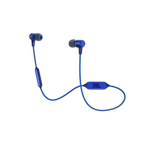JBL E25BT Blue Wireless BlueTooth In Ear Headphones chennai, hyderabad, telangana, tamilnadu, india