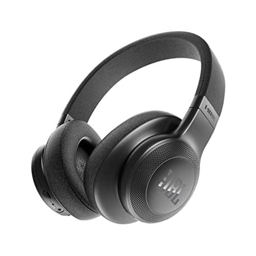 JBL E55BT Black Wireless BlueTooth Over Ear Headphones chennai, hyderabad, telangana, tamilnadu, india