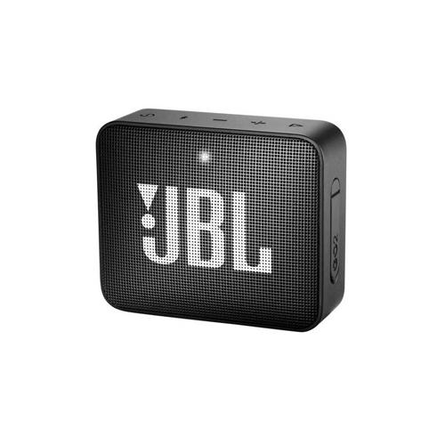 JBL GO 2 Black Portable Bluetooth Waterproof Speaker chennai, hyderabad, telangana, tamilnadu, india