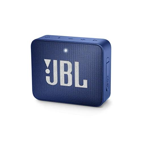 JBL GO 2 Blue Portable Bluetooth Waterproof Speaker chennai, hyderabad, telangana, tamilnadu, india
