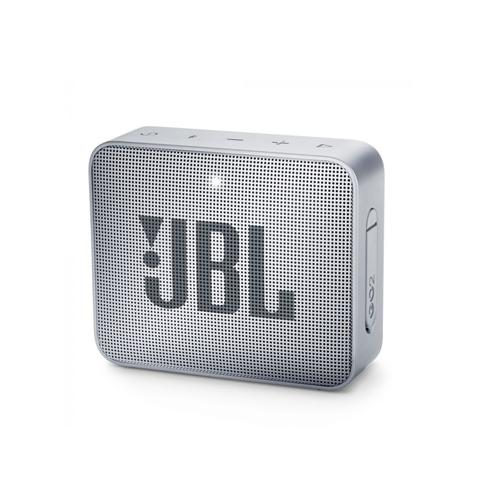 JBL GO 2 Grey Portable Bluetooth Waterproof Speaker chennai, hyderabad, telangana, tamilnadu, india