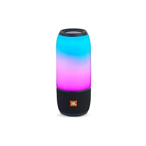 JBL Pulse 3 Black Waterproof Bluetooth Speaker chennai, hyderabad, telangana, tamilnadu, india