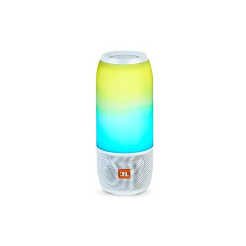 JBL Pulse 3 White Waterproof Bluetooth Speaker chennai, hyderabad, telangana, tamilnadu, india