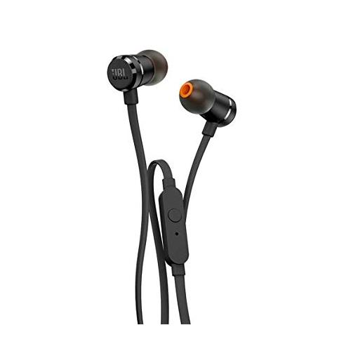 JBL T290 Wired In Black Ear Headphones chennai, hyderabad, telangana, tamilnadu, india