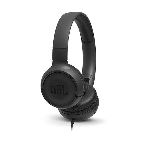 JBL T500 Black Wired On Ear Headphones chennai, hyderabad, telangana, tamilnadu, india