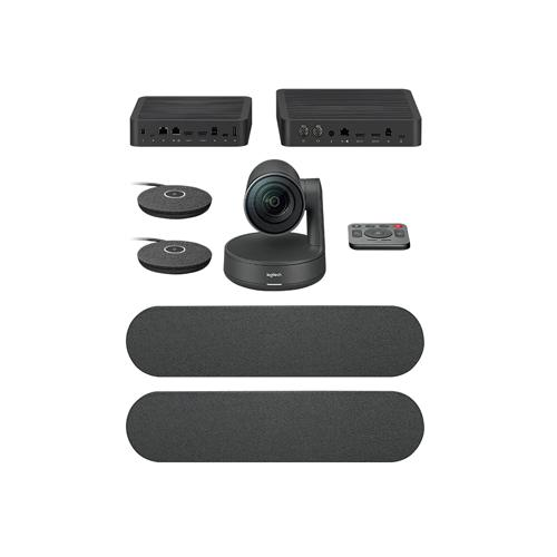 Logitech Rally Plus Video conferencing kit chennai, hyderabad, telangana, tamilnadu, india