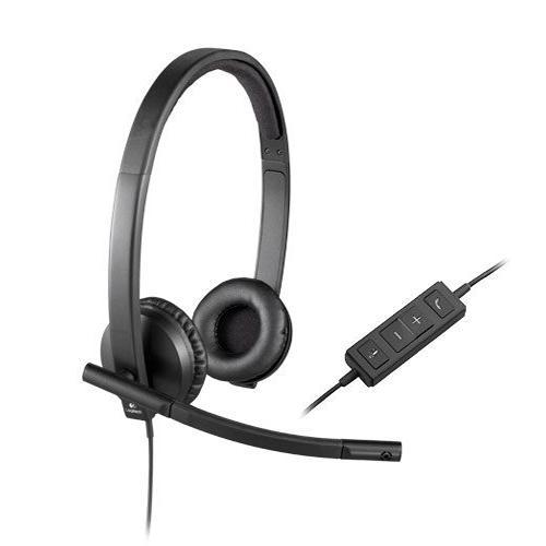 Logitech USB Headset Stereo H570e AP chennai, hyderabad, telangana, tamilnadu, india