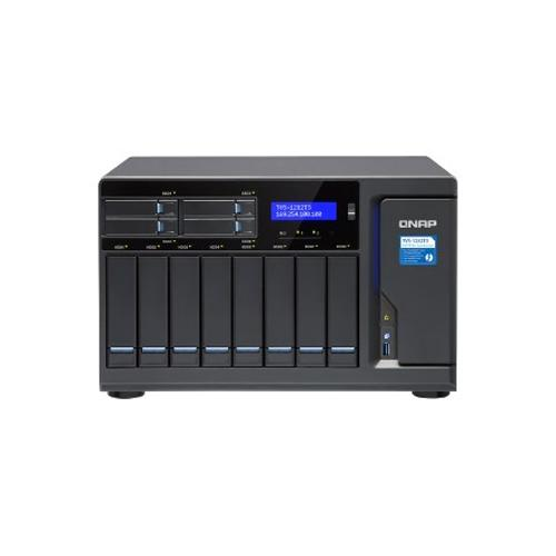 Qnap TVS 1282 12 Bay Storage chennai, hyderabad, telangana, tamilnadu, india