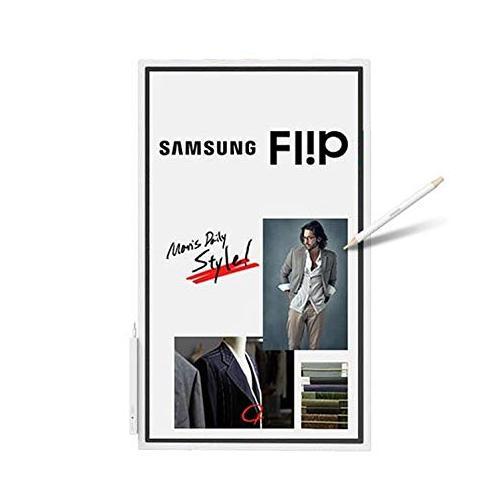 Samsung WM55H FLIP UHD Interactive Digital Flipchart chennai, hyderabad, telangana, andhra, tamilnadu, india