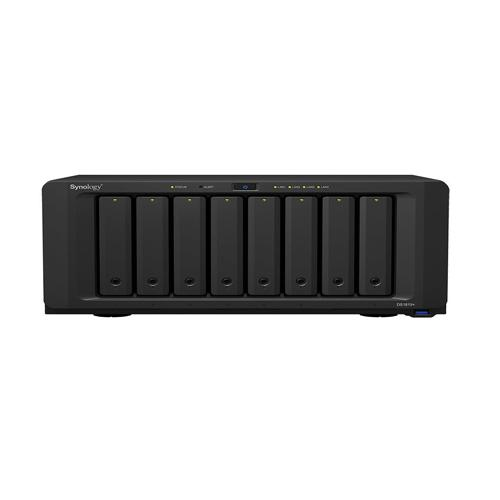 Synology DiskStation DS1819+ 4GB Nas Storage chennai, hyderabad, telangana, tamilnadu, india
