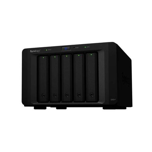 Synology DX517 5 Bay Diskless Expansion Storage chennai, hyderabad, telangana, tamilnadu, india