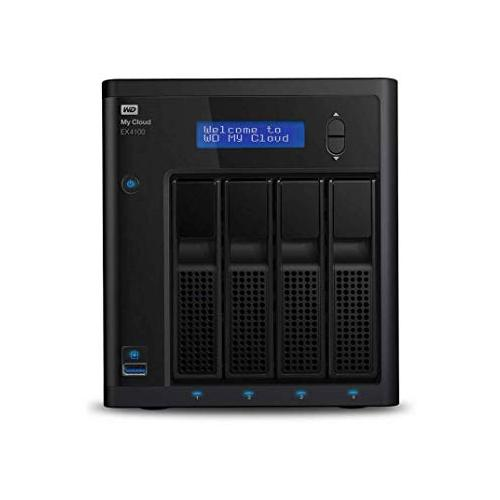 WD Diskless My Cloud PR4100 Network Attached Storage dealers price chennai, hyderabad, telangana, tamilnadu, india