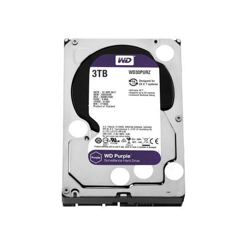 Western Digital Purple 3TB Surveillance Hard Drive dealers price chennai, hyderabad, telangana, tamilnadu, india