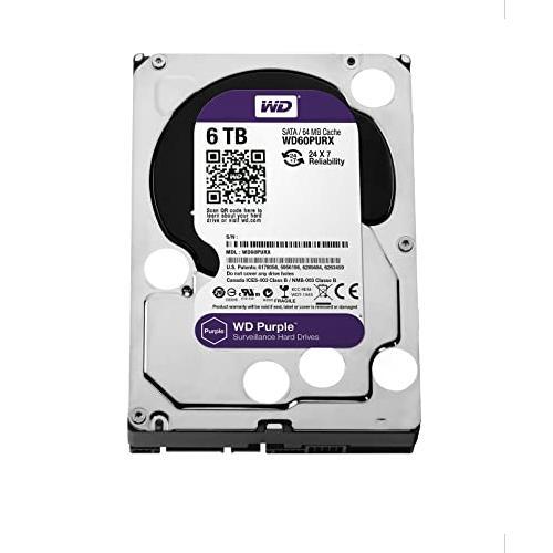 Western Digital Purple 6TB Surveillance Hard Drive dealers price chennai, hyderabad, telangana, tamilnadu, india