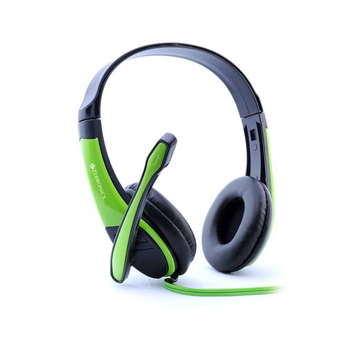 Zebronics Bolt Wired Headset chennai, hyderabad, telangana, tamilnadu, india
