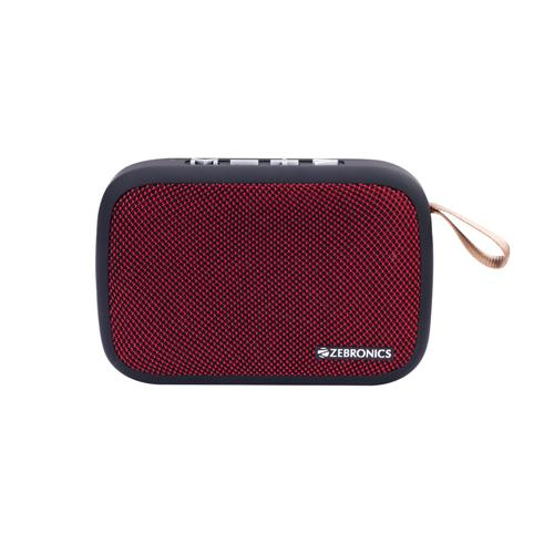 Zebronics Delight Portable Wireless Bluetooth Speaker chennai, hyderabad, telangana, tamilnadu, india