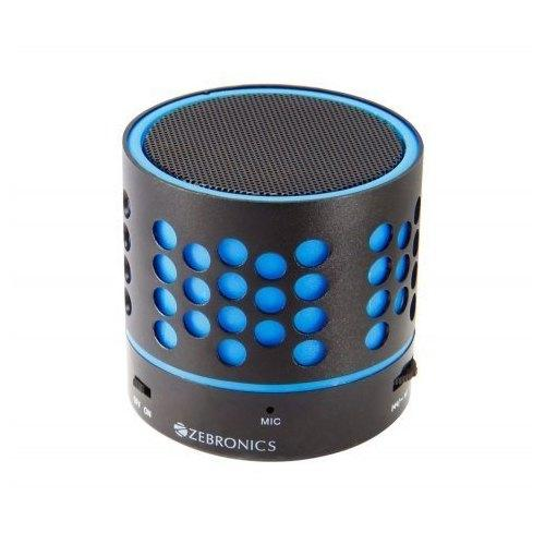Zebronics Dot Bluetooth Speaker chennai, hyderabad, telangana, tamilnadu, india