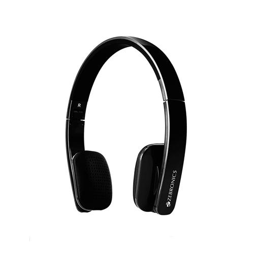 Zebronics Happy Head Bluetooth Folding Headphones chennai, hyderabad, telangana, tamilnadu, india