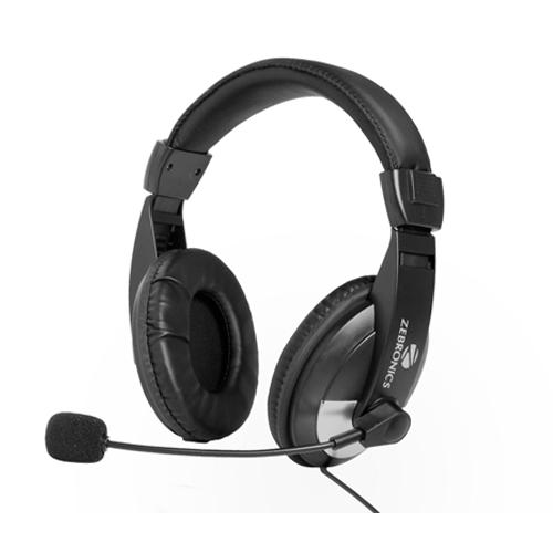 Zebronics Zeb 101HM Wired Headphone chennai, hyderabad, telangana, tamilnadu, india