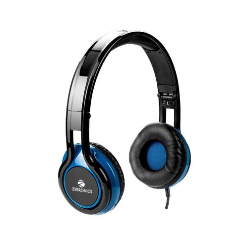 Zebronics Zeb Buzz Wired Headphones chennai, hyderabad, telangana, tamilnadu, india