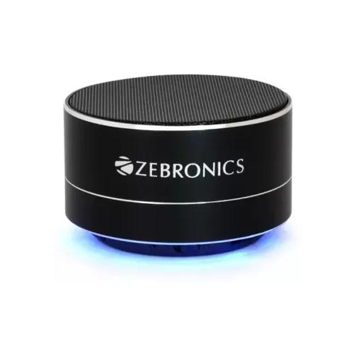 Zebronics ZEB NOBLE Plus 3 W Bluetooth Speaker chennai, hyderabad, telangana, tamilnadu, india