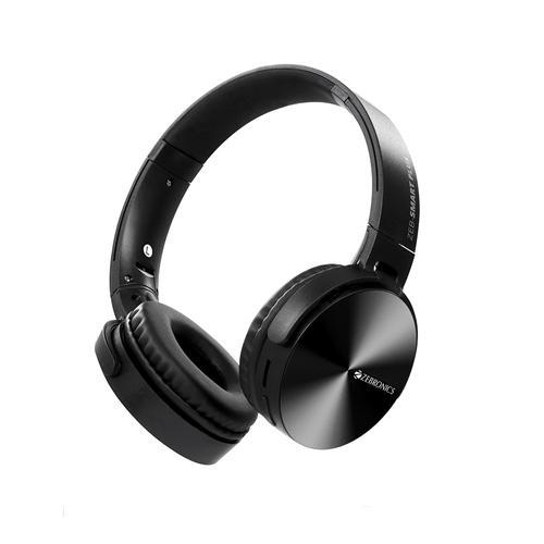 Zebronics Zeb Smart Plus Bluetooth Wireless Headphone chennai, hyderabad, telangana, tamilnadu, india