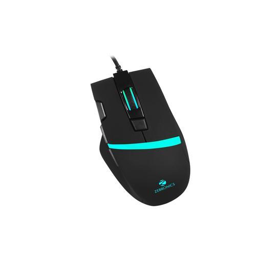 Zebronics Zeb Tempest USB Gaming Mouse dealers price chennai, hyderabad, telangana, tamilnadu, india