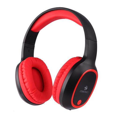 Zebronics Zeb Thunder Wireless Bluetooth Headphones chennai, hyderabad, telangana, tamilnadu, india